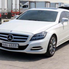 2013 Mercedes-Benz CLS250 CDI Shooting Brake