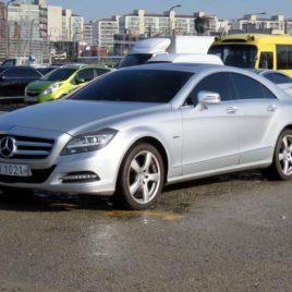 2012 Mercedes-Benz CLS350 Blue Efficiency