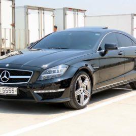 2014 Mercedes-Benz CLS63 AMG