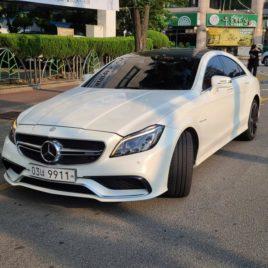 2016 Mercedes-Benz CLS63 AMG