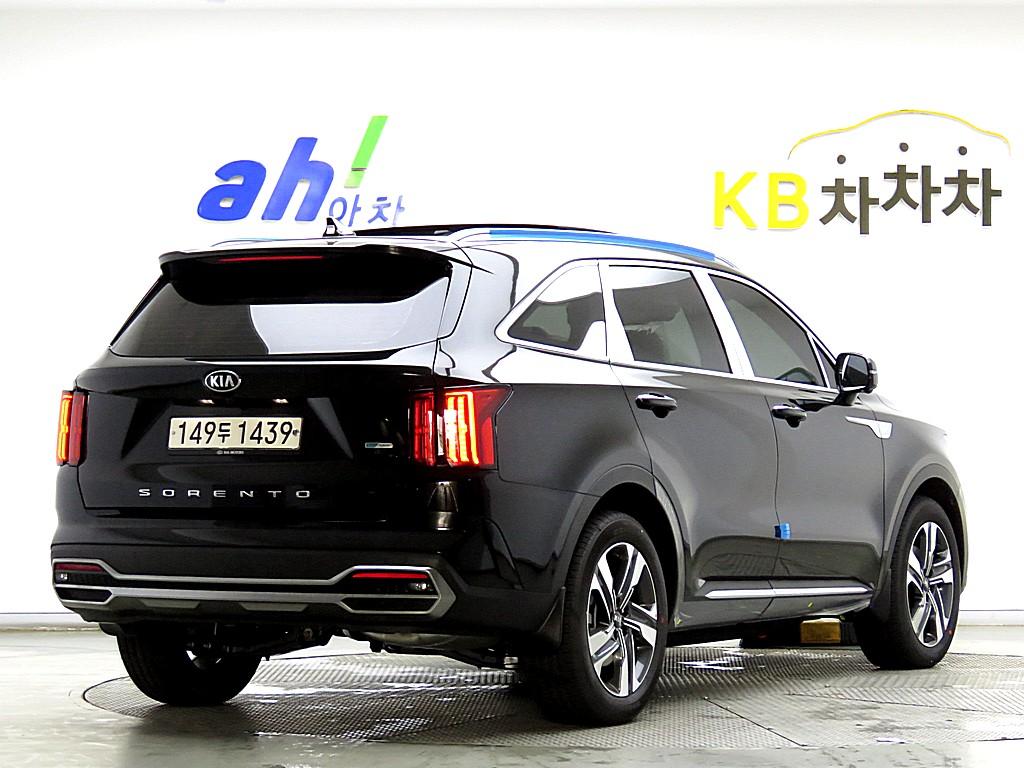 2021 Kia Sorento Hybride 1.6L HEV 4WD Signature - TNT-IMEX