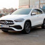 2020 Mercedes-Benz GLA250 4-MATIC