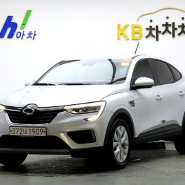 2020 Renault Arkana / Samsung XM3 1.6 GTe LE