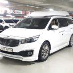 2018 Kia Carnival 3.3L V6 Noble Klasse