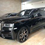 2021 Rolls-Royce Cullinan 6.7L Black Badge