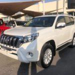 2017 Toyota Prado 4.0L V6 VX.R