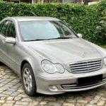 2005 Mercedes-Benz C180 Elegance