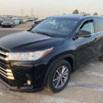 2017 Toyota Highlander 3.5L V6 XLE