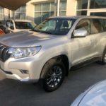 2018 Toyota Prado 2.7L VX.R