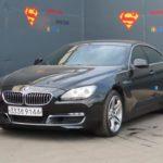 2014 BMW 640d xDrive Gran Coupé