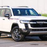 2022 Toyota Land Cruiser 3.5L V6 GR Sport