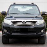 2014 Toyota Fortuner 4.0L GX.R