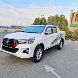 2016 Toyota Hilux 2.7L GLX REVOLUTION