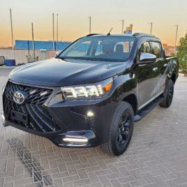 2016 Toyota Hilux 2.7L Lexus Design
