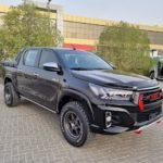 2017 Toyota Hilux 2.7L TRD Revolution