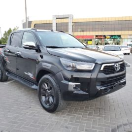 2017 Toyota Hilux 2.7L Adventure