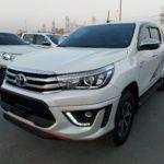 2018 Toyota Hilux 4.0L TRD