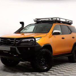 2019 Toyota Fortuner 2.8L