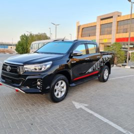 2019 Toyota Hilux 2.7L GLX REVOLUTION