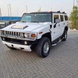 2005 Hummer H2 6.0L V8