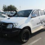 2010 Toyota Hilux 3.0L