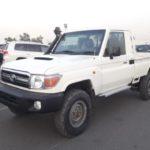 2012 Toyota Land Cruiser Pickup 4.5L V8