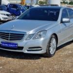 2012 Mercedes-Benz E220 CDI